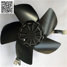 "พัดลม ELECTRIC FAN 220VAC 506060H T230P54H ""ROYAL"""