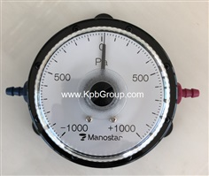 MANOSTAR Low Differential Pressure Gauge WO81FN+-1000D