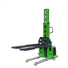 SEMI ELECTRIC SELF-LIFT STACKER