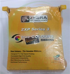 Zebra Colours Ribbon ZXP Series 3 YMCKO 200 IMG