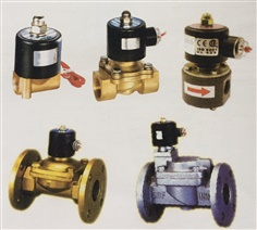 UNI-D Solenoid Valve for Air , Water, Oil, NC
