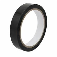 Anti Static Black Tape (Small Size)