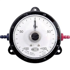 MANOSTAR Low Differential Pressure Gauge WO81FN+-100D