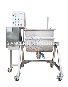 RIBBON MIXER 80L.