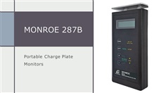 Charge Plate Monitors