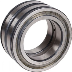 SL045014-PP Cylindrical roller bearing  Cylindrical roller bearing SL04..-PP, full complement roller set, two-row, locating bearing, central rib on outer ring, 3 ribs on inner ring, type SL04