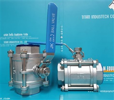 JK 1-PC,2-PCS,3-PCS BALL VALVE