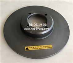 SUNTES Flange Type Solid Disc DB-0511H-01