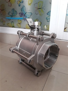 BALL VALVE 3PC FULL PORT