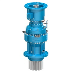 Slew Drive Gearbox