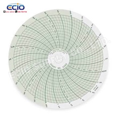 """(A) Dickson C022 Replacement Charts, 4"""", 24h, 0 to 300PSI, Box of 60"""