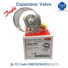 Thermostatic expansion Vaive,type T2/TE2