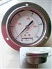 "เกจวัดแรงดัน - NF PRESSURE GAUGES DS63 0-25bar 1/4"" CENTER BACK"
