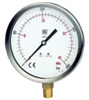 "Nuova Fima  Bourdon tube pressure gauge DS 2. 5"" (63mm)"