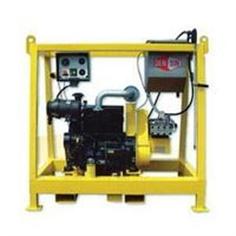 ปั๊มอัดฉีดแรงดันสูง 500 BAR ปริมาณน้ำ 30 ลิตร/นาที