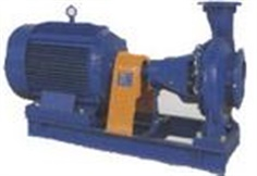 Centrifugal Pump - Type End Section