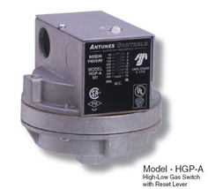 ANTUNES High-Low Gas Switch