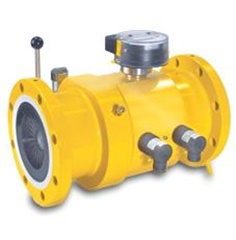 ELSTER Turbine Gas Meter Flow ranges : 100 - 1600 m3/h