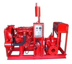 COMPLETE FIRE FIGHTING PACKAGED SYSTEM