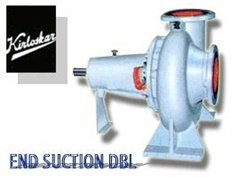 KIRLOSKAR END SUCTION DBL PUMP