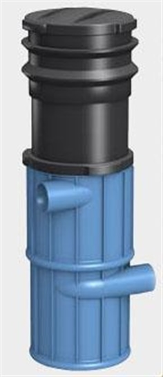 EcoStorm plus 400 : Stormwater Filtration System (for the removal of sediments, heavy metals and nutrients)