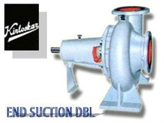 Kirloskar END SUCTION PUMP TYPE: DB(LARGE SIZE)