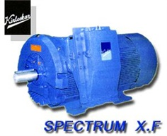 KIRLOSKAR SPECTRUM X.F AC INDUCTION MOTORS