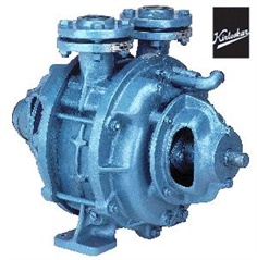 KIRLOSKAR END SUCTION VACUUM PUMPS TYPE : DV SERIES