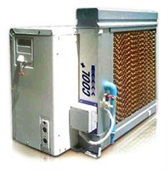 Evaporative Pre-cooler Energy Saving