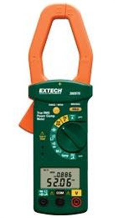 380976: Single Phase/Three Phase 1000A AC Power Clamp Meter เครื่องวัดกำลังไฟฟ้า