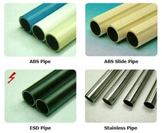 ABS Pipe , Slide Pipe , ESD Pipe , Stainless Pipe