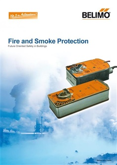 Fire and Smoke  actuator