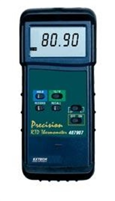 407907: Heavy Duty RTD Thermometer with PC interface