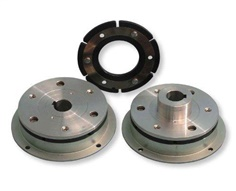 Flange Mounted Electromagnetic Brakes Type 14.115