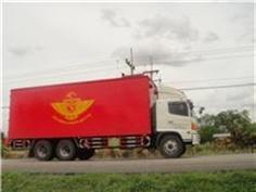 บริการรถ10 ล้อ (คอก,ตู้)ขนส่ง ขน ส่ง ยก ย้าย สิ่งของต่างๆ ทั่วประเทศ,