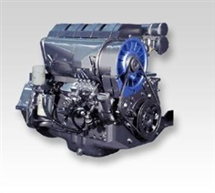 The construction equipment engine air-cooled 44 - 149 kW  /  59 - 200 hp