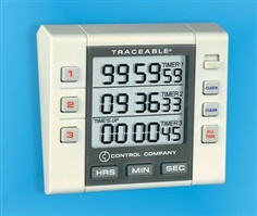 Three-Channel Alarm Timer