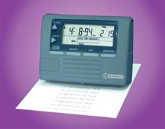 Time and Number Printer/Stamp