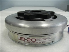 SHINKO Dry Type Single-Plate Electromagnetic Brake JB-20