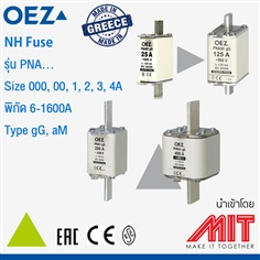 Switch disconnectors with fuse 32-800A