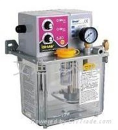 Automatic lubricator(count time automation)