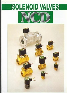 NCD - 2 WAY SOLENOID VALVE