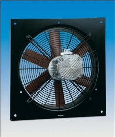 AXIAL EXPLOSION PROOF FANS
