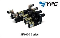 YPC- 3/2,,5/2, 5/3 Solinoid Valves  SF1000  Series