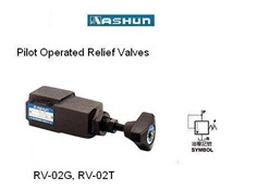 ASHUN - Direct Type Relief Valves Size 02