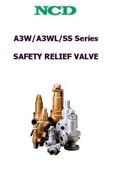 NCD-SAFETY VALVES /RELIEF VALVES