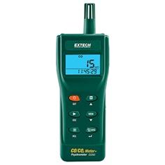 เครื่องวัดก๊าซ CO/CO2 Datalogging Meter Indoor Air Quality Meter รุ่น CO260