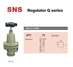 SNS- Air regulator Q Series