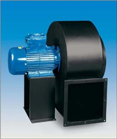 CENTRIFUGAL EXPLOSION PROOF FANS