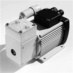 CHEMICALLY RESISTANT MINI DIAPHRAGM GAS SAMPLING PUMPS